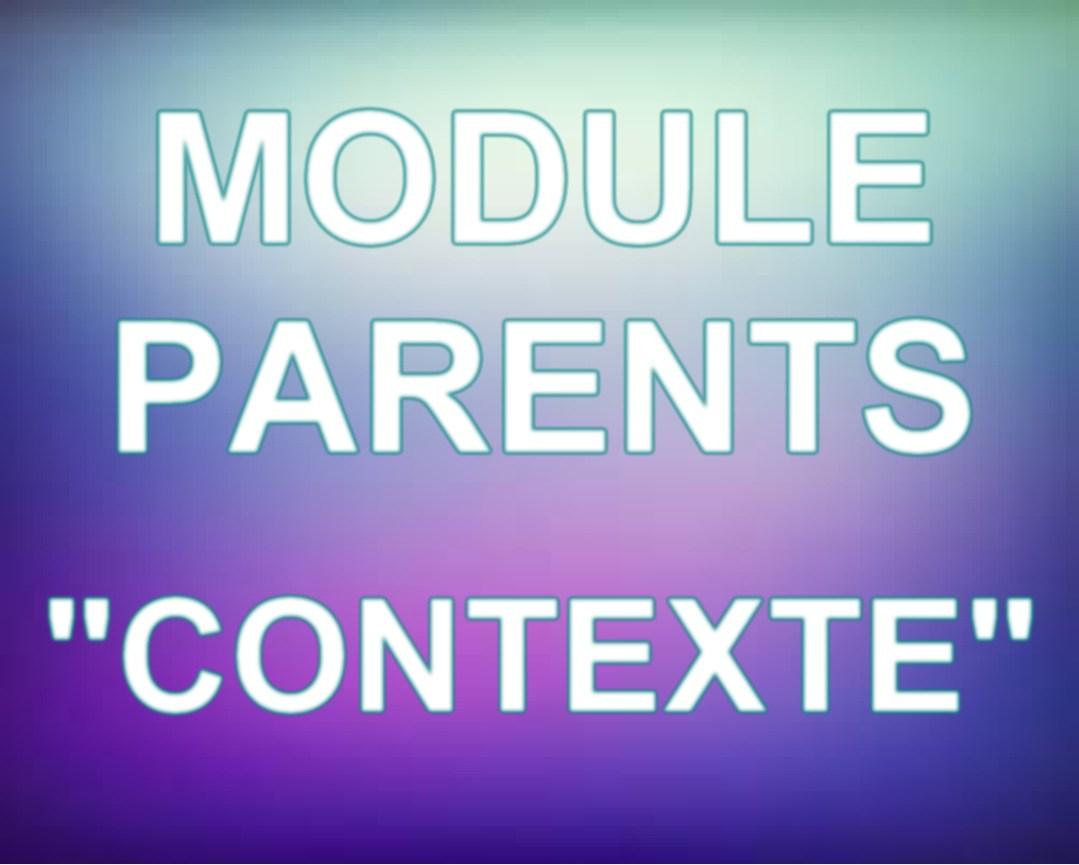 module par contexte